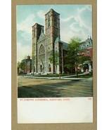 ST JOSEPH'S CATHEDRAL, HARTFORD, CONN. - unused/UDB - $7.99