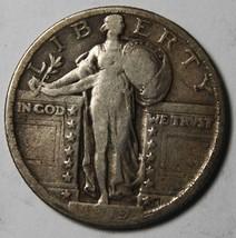 1919 STANDING LIBERTY QUARTER 25¢ Coin Lot# MZ 4231