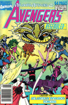 Avengers, The Annual #18 (Newsstand) VG; Marvel   low grade comic - save... - $1.99