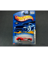 Hot Wheels Corvette SR-2 #2002-021 - $2.95