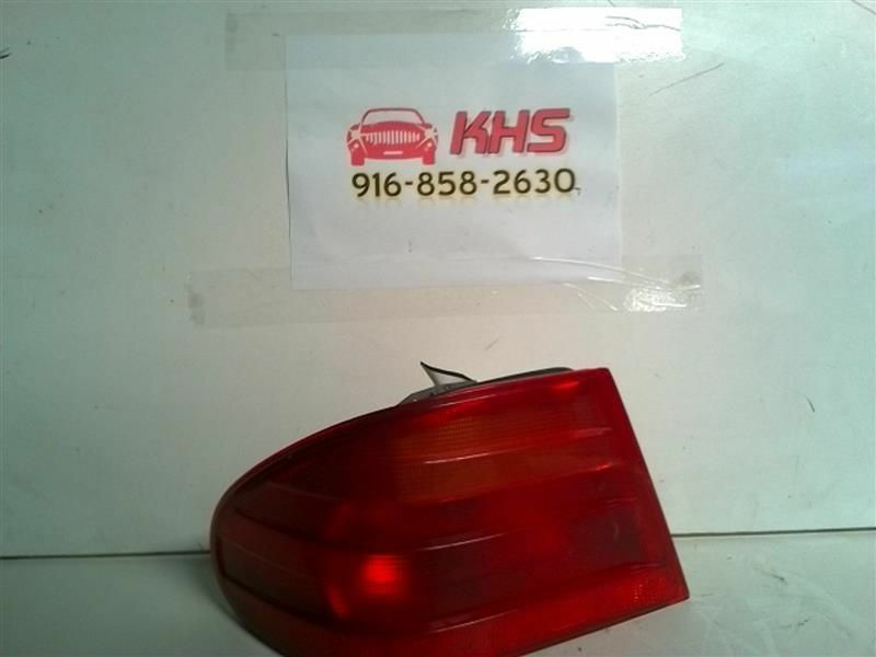 Primary image for Driver Tail Light 210 Type Sedan E320 Outer Fits 96-99 MERCEDES E-CLASS 92085