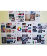 """Elements Of Art - Poster Series - 18"""" X 24"""" - 8 Posters- Crystal Product... - $14.69"""