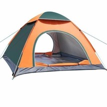 Tent Automatic Open Family Fish Camping Anti-UV Fully Sun Shade Ultralig... - $75.45