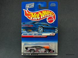 Hot Wheels Pro Stock Firebird #2000-064 #2 - $2.95