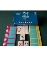 21 Freeze Out Strategy Card Game 1986 Unplayed - $8.25