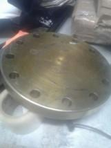 """6BLRF 300 lb. B16 .5 A/SA182 F316/316L  Steel Flange  12 11/2"""" OD image 2"""