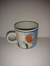 Sakura Espresso coffee Mug Tango by Sue Zipkin - collectible - cup - tea 4 oz - $22.76