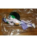 VTG 1989 Joker Window Hanger Applause Figure DC Comics PVC Batman Dangle... - $9.99