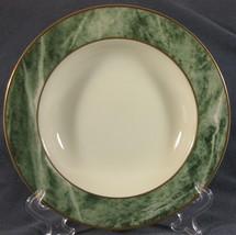 Mikasa TRAVERTINE GREEN L2112 Soup Cereal Bowl (M2) Fine China Design by... - $11.95
