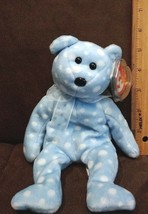 TY Beanie Baby - BUBBLY the Bear (8.5 inch) Plush stuffed collectible toy - $2.99