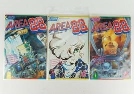 Area 88 #5, 6, 7 (Aug 1987, Eclipse International, Viz Comics) Comic Book  - $8.66