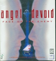 Angel Devoid Face of the Enemy PC 1995 Sealed DOS Game - $9.99