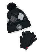 Kids' Winter Hat & Gloves Set by Canada Weather Gear Brand New PomPom Fo... - $30.00