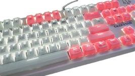 Geekstar GK801-2 Mechanical Gaming Keyboard English Korean Kailh Optical Switch image 5