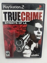 True Crime: Streets of L.A. (Sony PlayStation 2, 2003) - $7.91