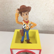 2004 Disney Land Limited Character Goods Toy Story Woody Figure Clock Item - $167.31