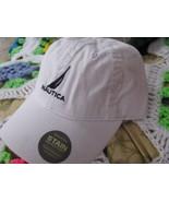 Baseball Cap hat Nautica White color - $29.65