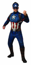 Rubies Avengers 4 Endgame Deluxe Captain America Adult Halloween Costume... - £34.56 GBP