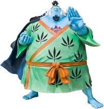 New Figuarts Zero One Piece Jinbe Pvc Figure Bandai Tamashii Nations F/S - $114.76