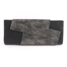 KBD078-BLK Black Fashion Evening Clutch Bag - €24,27 EUR
