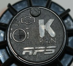 K Rain RPS No Nozzle Black Sprinkler Rotor Full Part Circle Rotation image 2