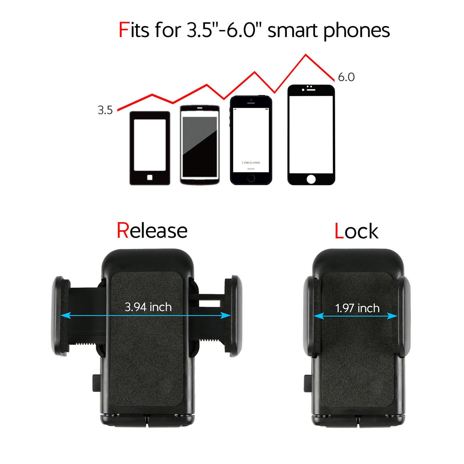 Best Universal Cell Phone Mount Holder For Car