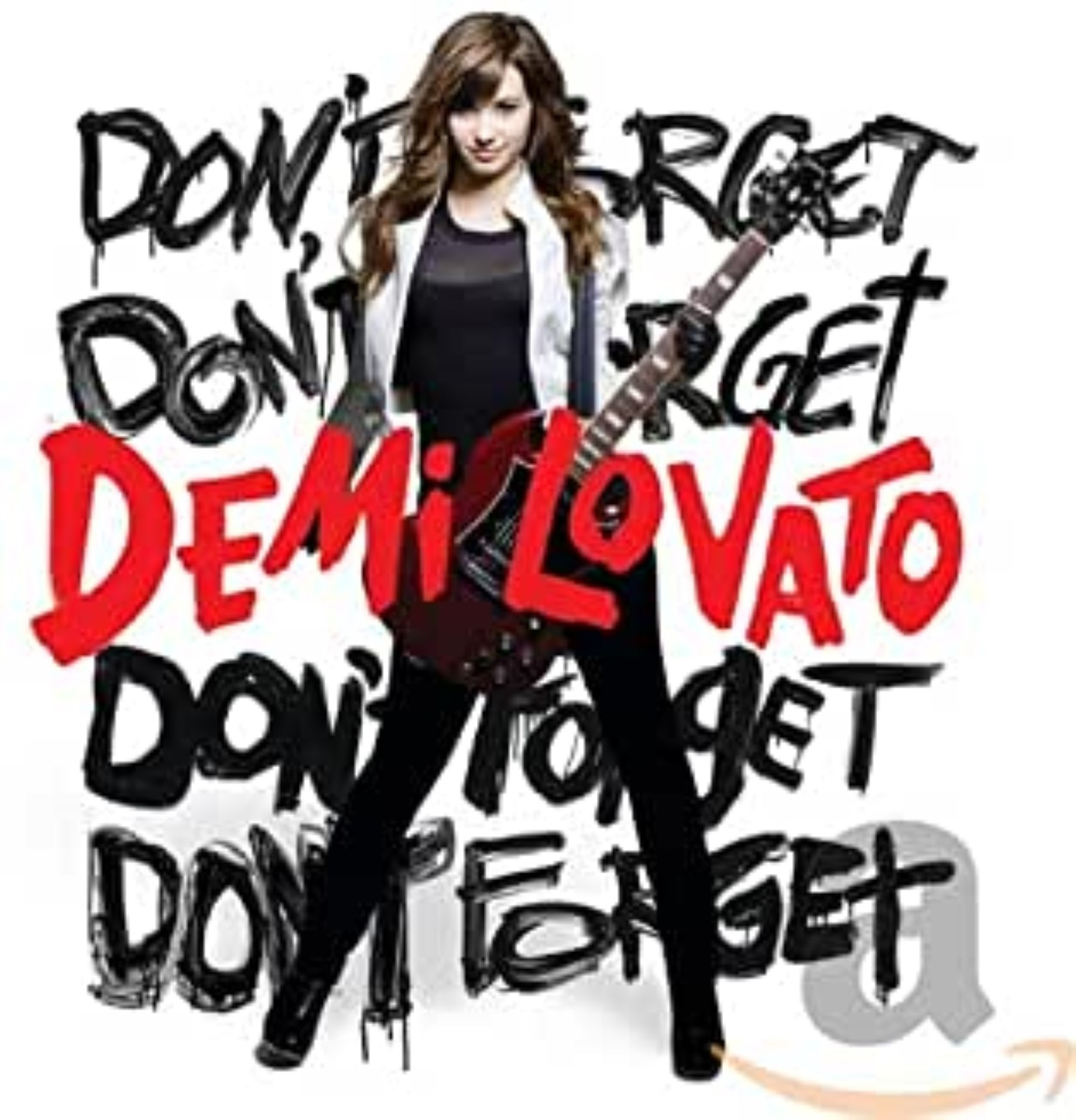 Primary image for  Don't Forget by Demi Lovato Cd