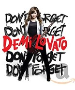 Don't Forget by Demi Lovato Cd - $10.50