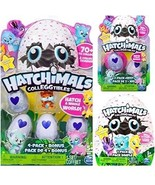 Hatchimals Colleggtibles Season 1 4-pack + bonus, 2-pack + nest, 1 blind... - $59.99