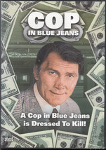 Cop In Blue Jeans DVD 1975 Jack Palance Maria Rosaria Omaggio Bruno Corb... - $10.00