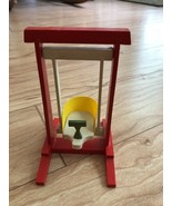 Vintage Wooden Baby Swing Made In Germany - $14.84