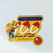 Disney Pin 7856 Countdown To 100 Years Of Magic Goofy 1 Week To Go LE 2500 - $9.89
