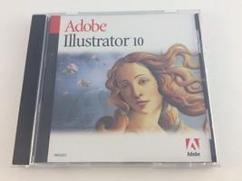 Adobe Illustrator 10 for Mac (Education Version) Mac OS X and Mac OS 9 w... - $21.77