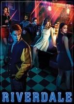 Riverdale TV Series Cast at Pops Refrigerator Magnet Archie Comics NEW U... - $3.99