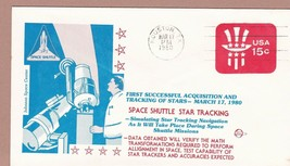SPACE SHUTTLE STAR TRACKING HOUSTON, TX MARCH 17, 1980 - $1.78