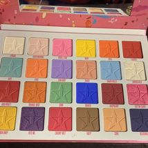 JEFFREE STAR JAWBREAKER PALETTE BRAND NEW IN BOX PRISTINE 24 shades neon Pastel image 4