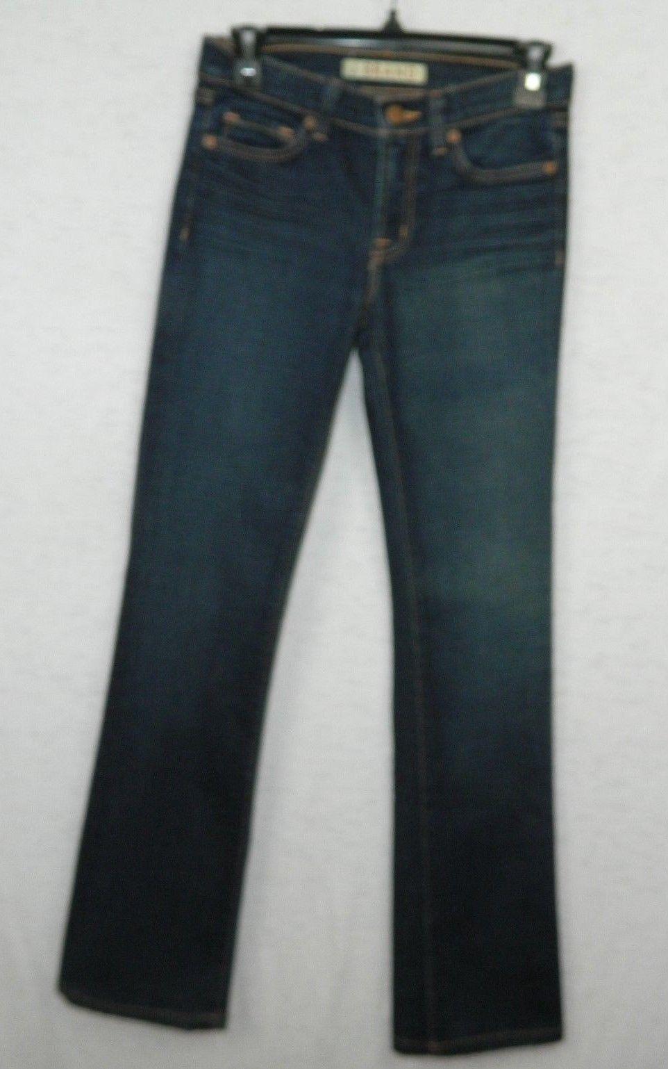 J Brand Jeans Straight Leg Jeans  Dark Wash Style #805 Size 25 image 7