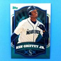 Ken Griffey Jr 2012 Topps Mega Box Chrome Insert #MBC-1 MLB HOF Seattle ... - $3.91