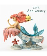 """6.25"""" """"Dreaming Under the Sea"""" Little Mermaid - Jim Shore Disney Traditions - $69.49"""