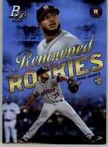 2019 Bowman Platinum Renowned Rookies Baseball You Pick NM/MT 1-20 - $0.99