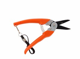 Zenport Z116 Hoof and Floral Trimming Shear with Twin-Blade 7.5-Inch - $11.45