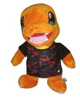 Build A Bear Workshop Charmander Pokemon Plush Stuffed Animal With Shirt - $34.64