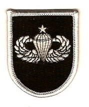 US Army 5th SFG with senior jump wings badge military patch - $11.87