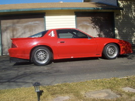 1989 Chevrolet Camaro For Sale in Paso Robles, California 93446 image 1