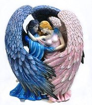 Sheila Wolk's Day Surrendering Unto Night Angels Collectible Figurine 10... - £53.97 GBP