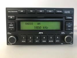 """KI210"" 07 08 09 Kia Radio 6 Cd MP3 Player 96120-3E600 - $60.25"