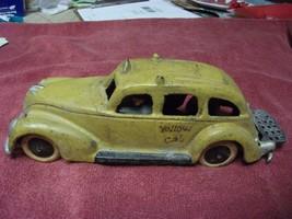cast iron toy car - $60.00