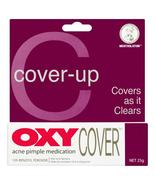 Oxy Cover Acne Pimple Medication 25g - Treat Pimples/Acnes 10% Benzoyl P... - $14.90