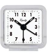 Equity by La Crosse 21038 Clear Quartz Alarm Clock - $22.66