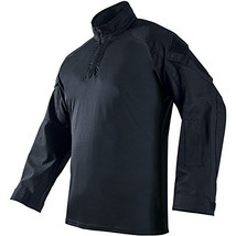 Vertx Men's Medium Recon Combat Long Sleeves Shirt, Navy - $82.99